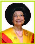 Rt Hon Tun Siti Hasmah, Wife of Ex Prime Minister of Malaysia
