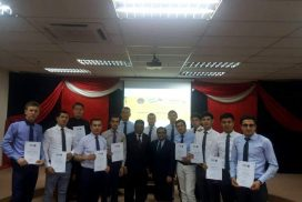 Uzbekistan Study Abroad Program (SAP)