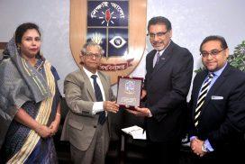 MoA with Dhaka University,Bangladesh