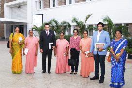 MoA with Fatima College ,Madurai