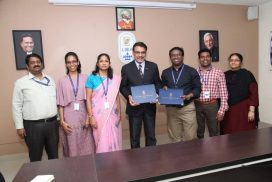 MoA with Loyola College Chennai to deliver the Binary Doctorate for CEOs and Senior Managers