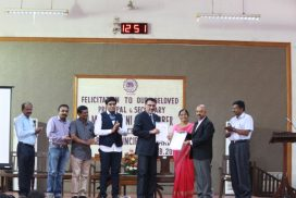 Partnership with American College,Madurai